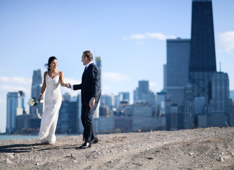 chicago north ave wedding photographer