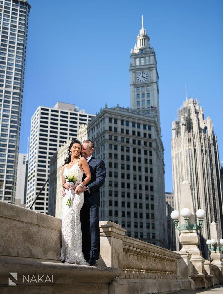 chicago riverwalk wedding photographer