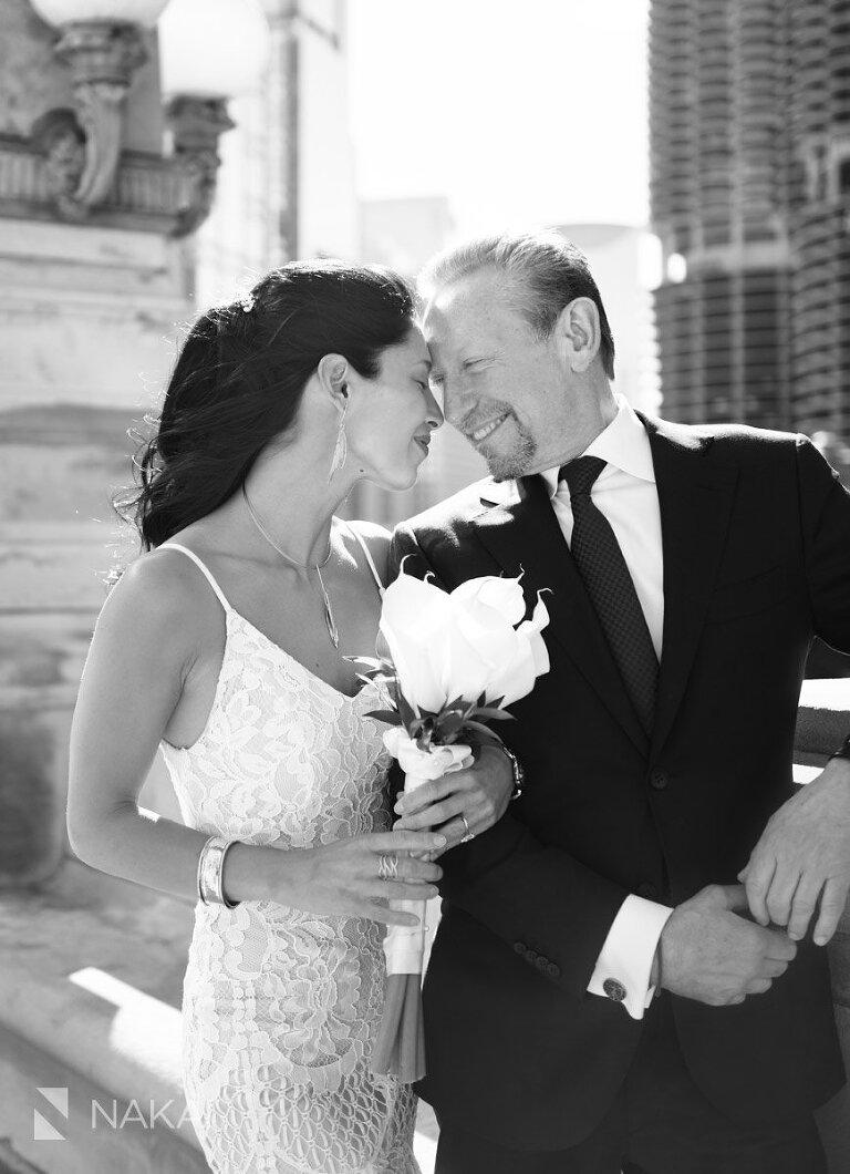 chicago riverwalk wedding pictures