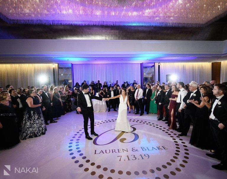 best ritz Carlton chicago wedding picture ballroom reception