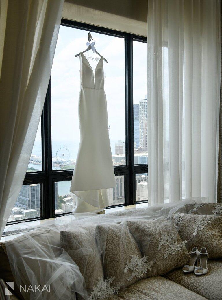 best luxury wedding chicago dress picture