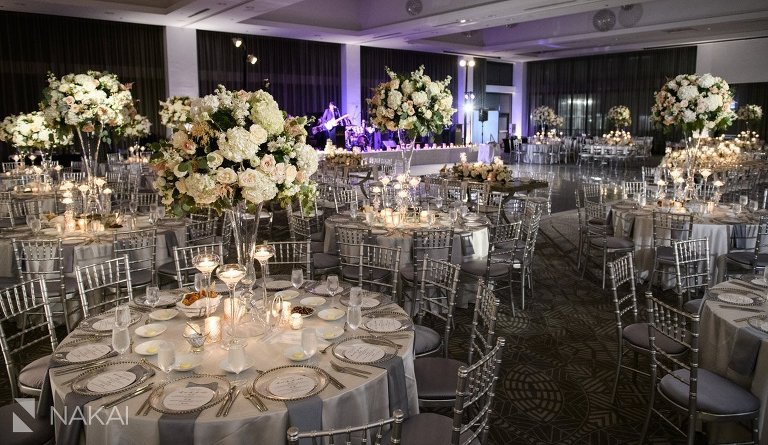 Radisson blu chicago wedding reception epic events