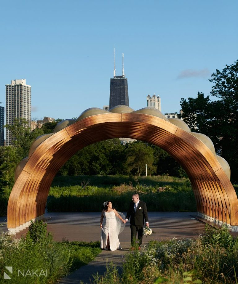 chicago intimate wedding photographer Lincoln Park