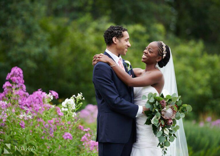 Morton Arboretum wedding photos microwedding