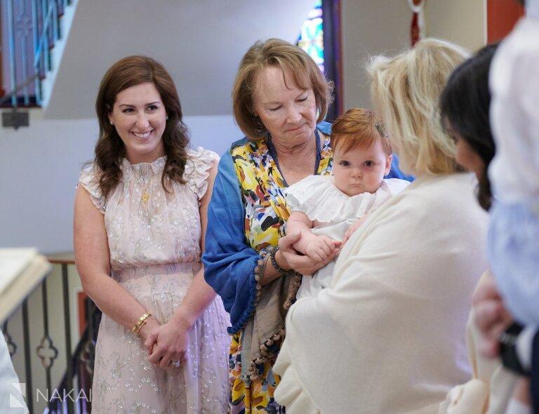 chicago Greek Orthodox baptism photographer ceremony