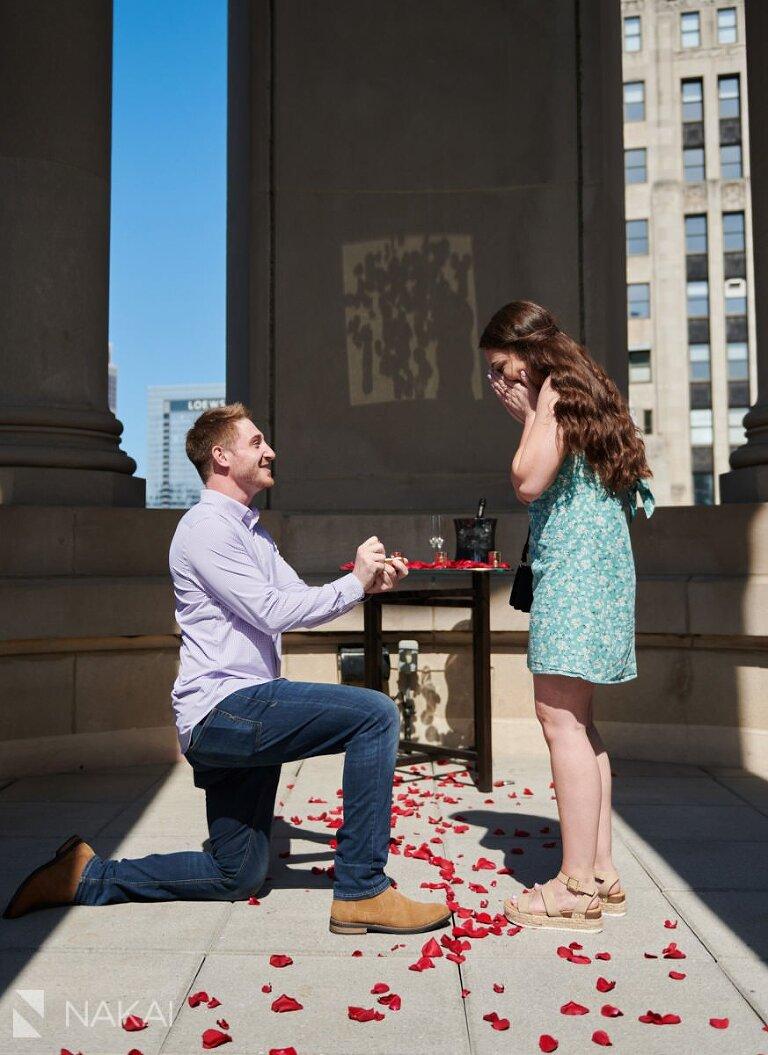 best chicago proposal location photographer londonhouse