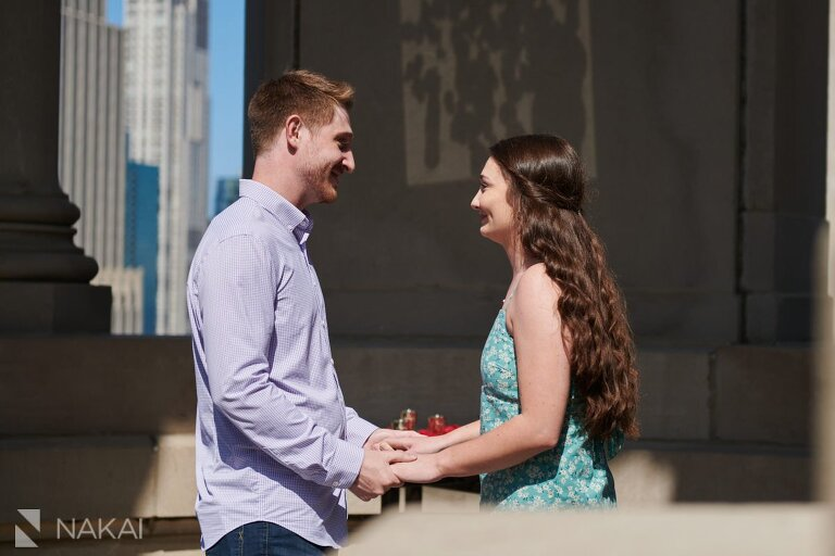 best chicago proposal location pictures londonhouse